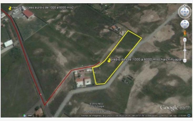 Foto de terreno comercial en venta en federal a atlico, chipilo de francisco javier mina, san gregorio atzompa, puebla, 1577874 no 02