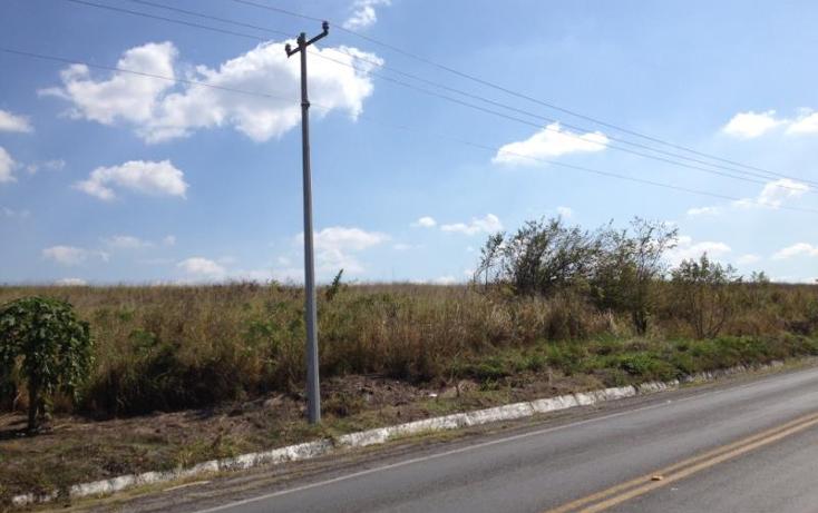 Foto de terreno comercial en venta en  , federal, puente nacional, veracruz de ignacio de la llave, 827479 No. 01