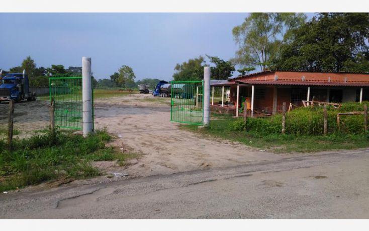 Foto de terreno industrial en renta en federal reforma puerto dos bocas cunduacan paraiso 999, abraham de la cruz, cunduacán, tabasco, 1373149 no 01