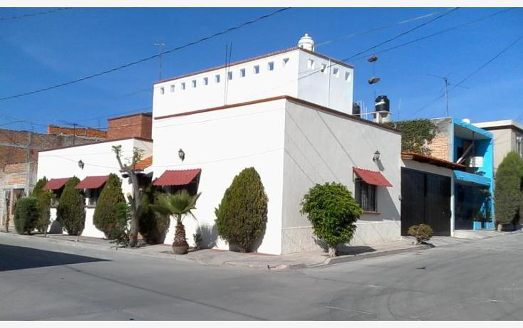 Foto de casa en venta en feliciano martinez cruz 000, chicahuales i, jesús maría, aguascalientes, 3419260 No. 01