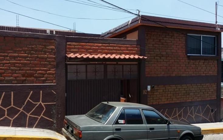Foto de casa en venta en  , felipe ?ngeles, pachuca de soto, hidalgo, 1845316 No. 01