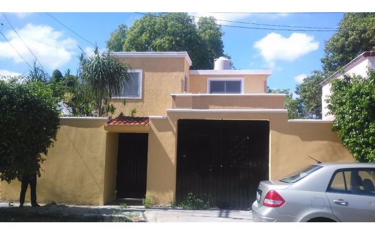 Foto de casa en renta en  , felipe carrillo puerto, m?rida, yucat?n, 1199029 No. 01