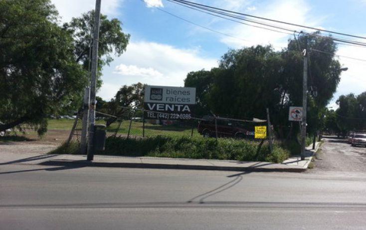 Foto de terreno habitacional en venta en, felipe carrillo puerto, querétaro, querétaro, 1127025 no 01