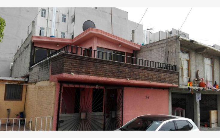 Foto de casa en venta en felipe neri 29, el edén, iztapalapa, distrito federal, 2750902 No. 01