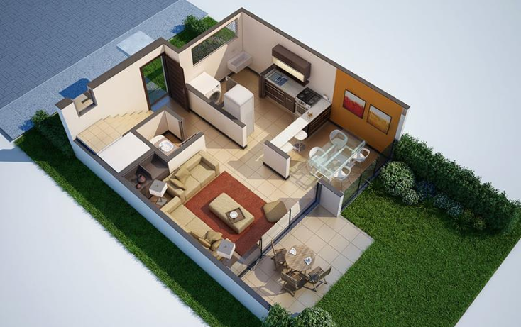 Foto de casa en venta en  , felipe neri, yautepec, morelos, 1594252 No. 03