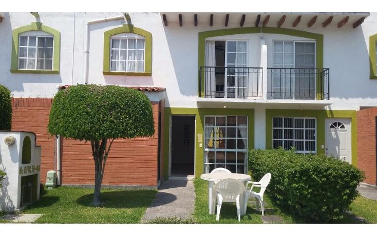Foto de casa en venta en  , felipe neri, yautepec, morelos, 1598304 No. 01