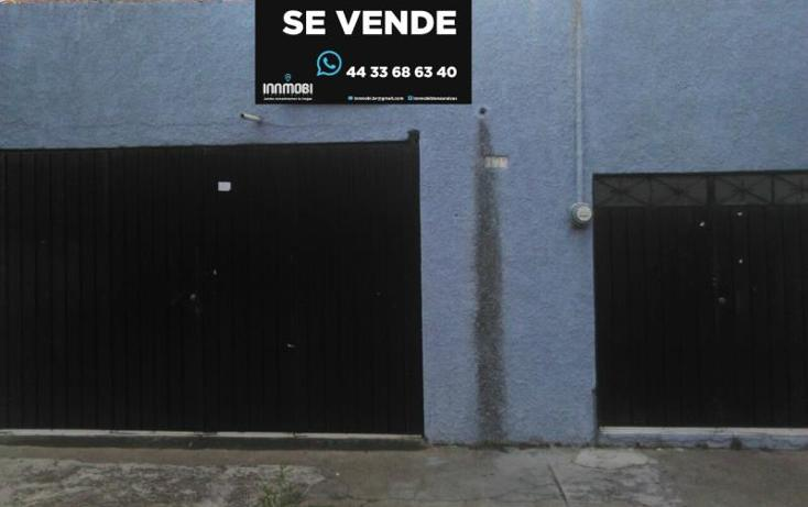 Foto de casa en venta en  , félix ireta, morelia, michoacán de ocampo, 828145 No. 01