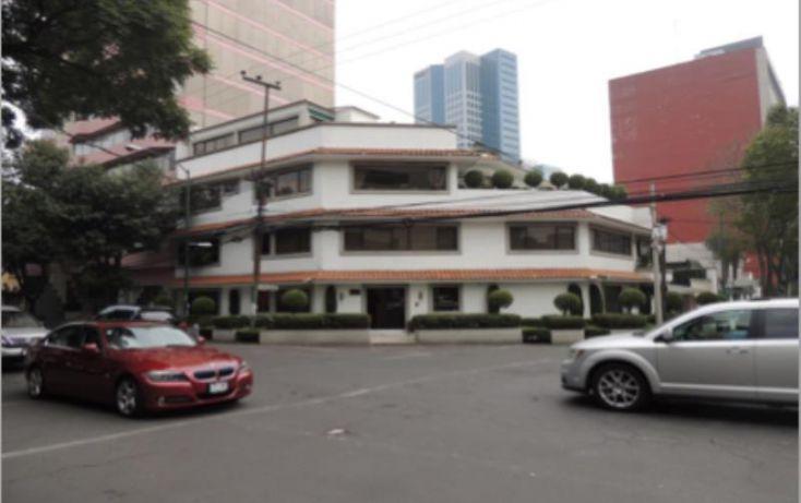 Foto de edificio en renta en felix parra, san josé insurgentes, benito juárez, df, 988171 no 01