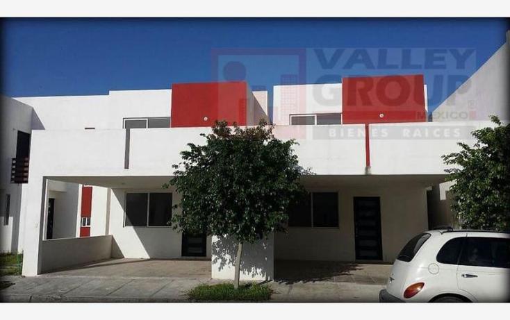 Foto de casa en venta en fernando alonso --, lomas del real de jarachinas sur, reynosa, tamaulipas, 1188921 No. 01