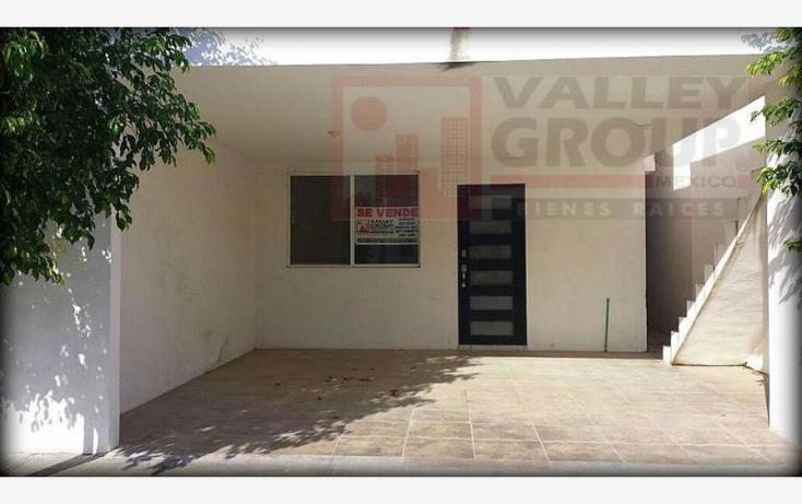 Foto de casa en venta en fernando alonso --, lomas del real de jarachinas sur, reynosa, tamaulipas, 1188921 No. 02