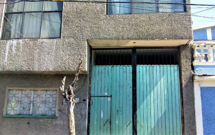 Foto de casa en venta en  , fernando casas alemán, gustavo a. madero, distrito federal, 1439991 No. 01