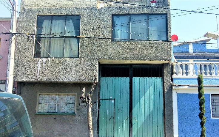 Foto de casa en venta en  , fernando casas alemán, gustavo a. madero, distrito federal, 1439991 No. 02