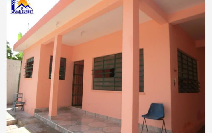 Foto de casa en venta en fernando montes de oca 87, primera legislatura, othón p blanco, quintana roo, 1825424 no 01
