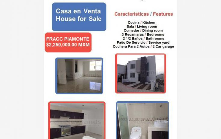 Foto de casa en venta en ferrara 1, piamonte, irapuato, guanajuato, 1594884 no 01