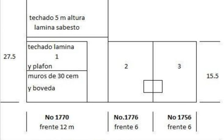 Foto de bodega en venta en, ferrocarril, guadalajara, jalisco, 1467723 no 02