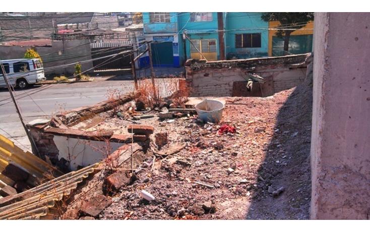 Foto de terreno habitacional en venta en  , santiago atzacoalco, gustavo a. madero, distrito federal, 774443 No. 06