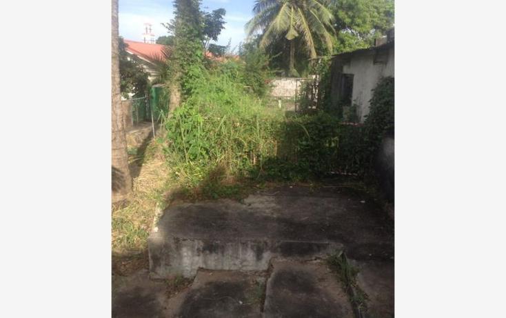 Foto de terreno habitacional en venta en ferrocarril lote 48 y 49, las bajadas, veracruz, veracruz de ignacio de la llave, 584262 No. 12