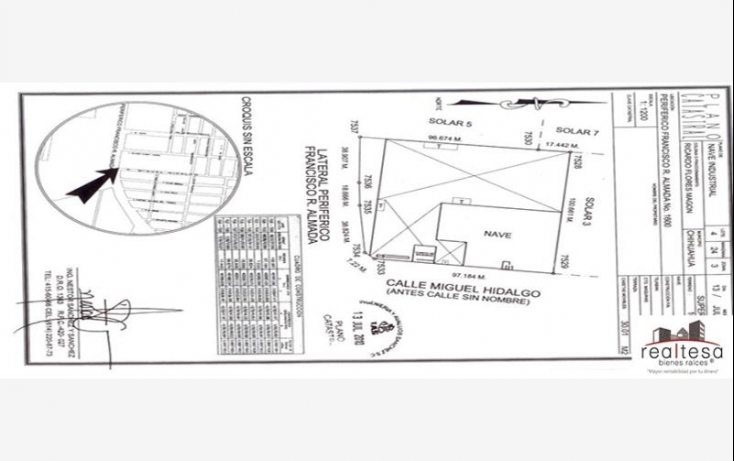 Foto de nave industrial en venta en, ferrocarrilera, chihuahua, chihuahua, 590724 no 12