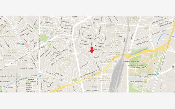 Foto de terreno comercial en venta en  , ferrocarrilera, monterrey, nuevo león, 1559360 No. 04