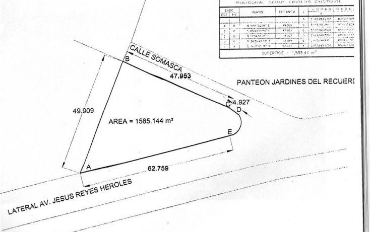 Foto de terreno comercial en venta en, ferrocarrilera san rafael, tlalnepantla de baz, estado de méxico, 1071617 no 08