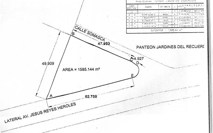 Foto de terreno comercial en venta en  , ferrocarrilera san rafael, tlalnepantla de baz, méxico, 1071617 No. 08
