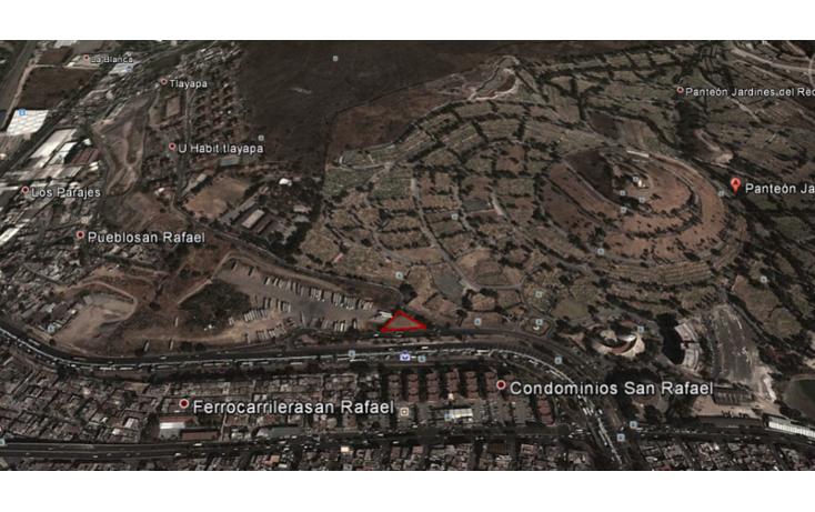Foto de terreno comercial en venta en  , ferrocarrilera san rafael, tlalnepantla de baz, m?xico, 1835492 No. 04