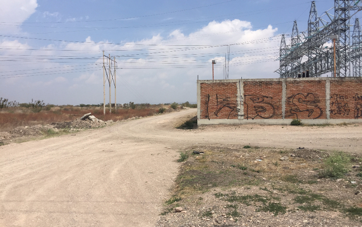 Foto de terreno industrial en venta en  , ferrocarrilera, silao, guanajuato, 1749548 No. 03