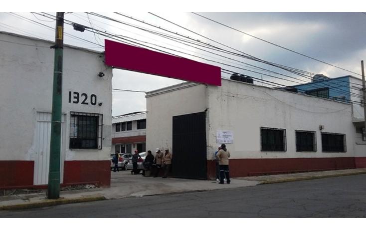 Foto de nave industrial en renta en  , ferrocarriles nacionales, toluca, méxico, 1353767 No. 01