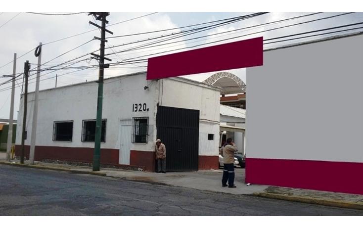 Foto de nave industrial en renta en  , ferrocarriles nacionales, toluca, méxico, 1353767 No. 02