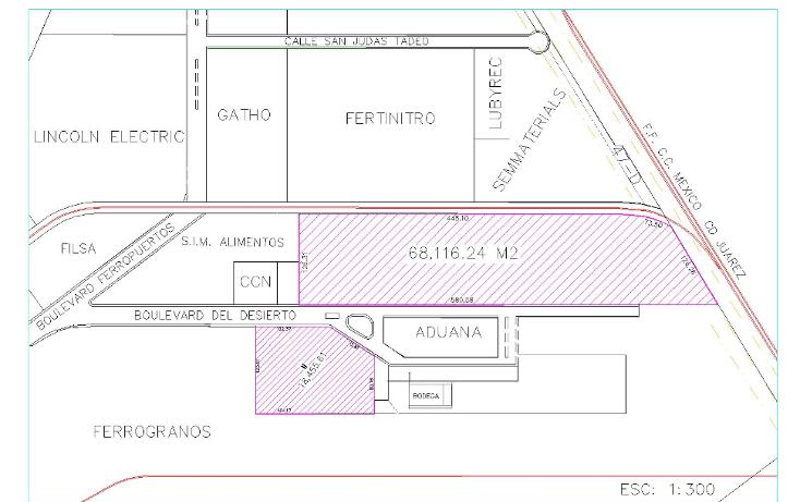 Foto de terreno comercial en venta en  , ferropuerto, torreón, coahuila de zaragoza, 1299551 No. 01