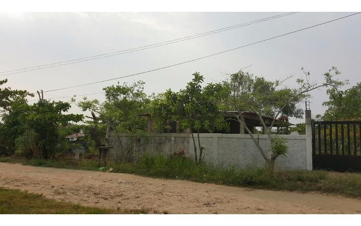 Foto de terreno habitacional en venta en  , fertimex, coatzacoalcos, veracruz de ignacio de la llave, 1966039 No. 05