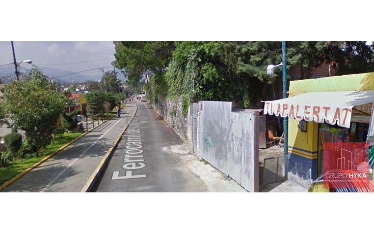 Foto de terreno habitacional en venta en  , barrio san francisco, la magdalena contreras, distrito federal, 1494307 No. 01