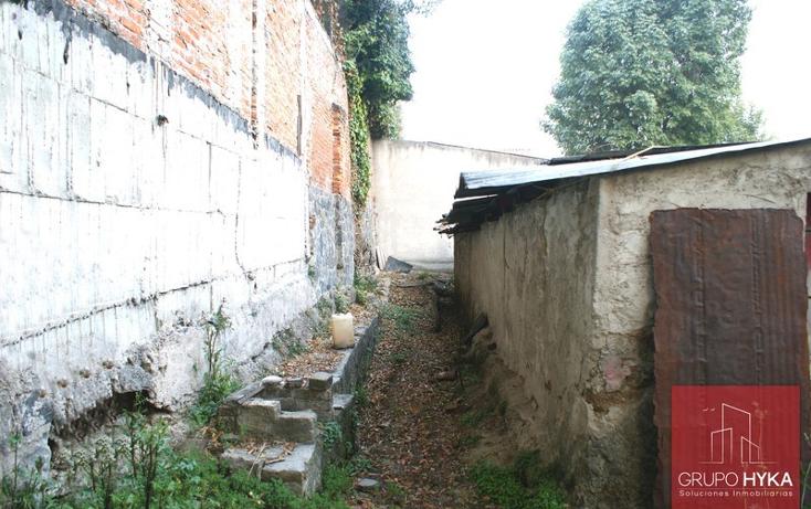 Foto de terreno habitacional en venta en  , barrio san francisco, la magdalena contreras, distrito federal, 1494307 No. 04