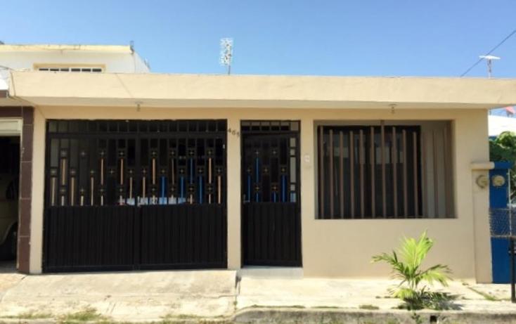 Foto de casa en venta en  , ficus, veracruz, veracruz de ignacio de la llave, 1321367 No. 01
