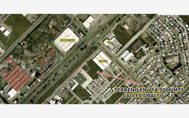 Foto de terreno comercial en venta en  , fideicomiso ciudad industrial, durango, durango, 1601740 No. 04
