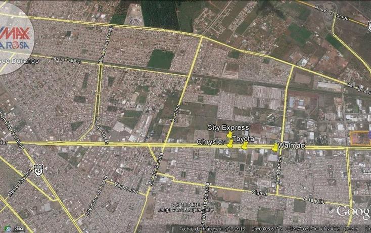 Foto de terreno habitacional en venta en boulevard francisco villa , fideicomiso ciudad industrial, durango, durango, 2732166 No. 01
