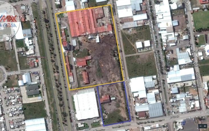 Foto de terreno habitacional en venta en boulevard francisco villa , fideicomiso ciudad industrial, durango, durango, 2732166 No. 02