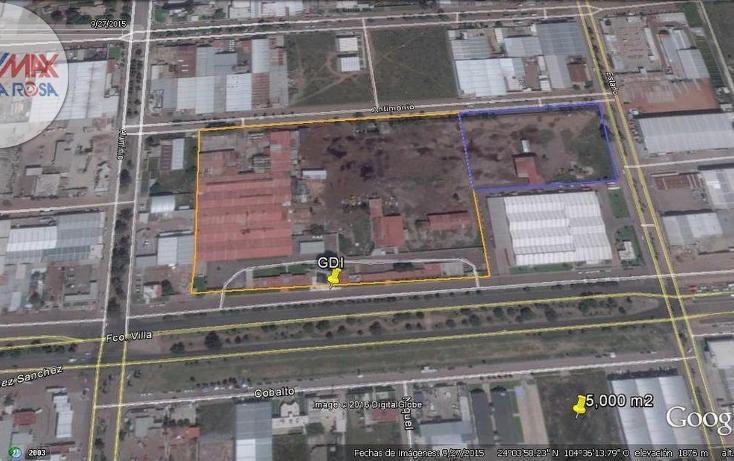 Foto de terreno habitacional en venta en boulevard francisco villa , fideicomiso ciudad industrial, durango, durango, 2732166 No. 03