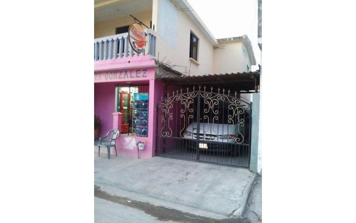 Foto de casa en venta en  , fidel velázquez, altamira, tamaulipas, 1501777 No. 01