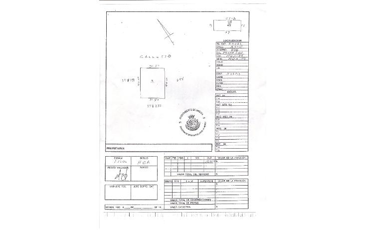 Foto de terreno habitacional en venta en  , fidel vel?zquez, m?rida, yucat?n, 1162153 No. 05
