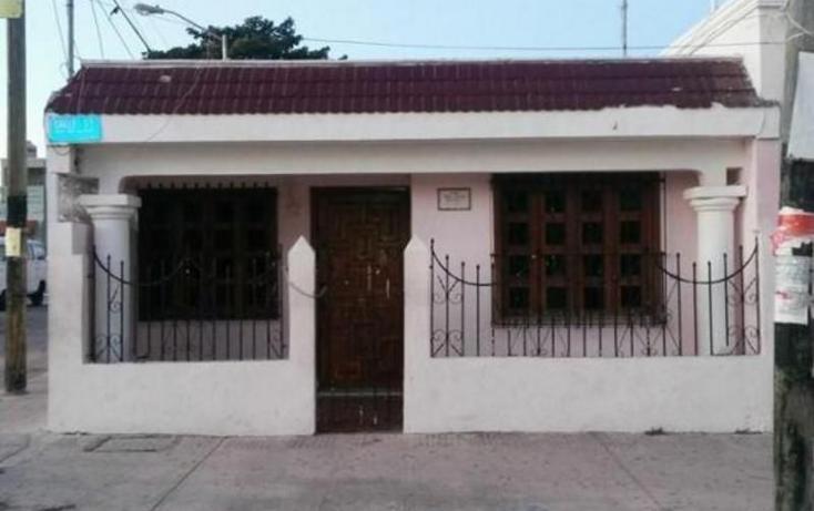 Foto de casa en venta en  , fidel velázquez, mérida, yucatán, 1731666 No. 01
