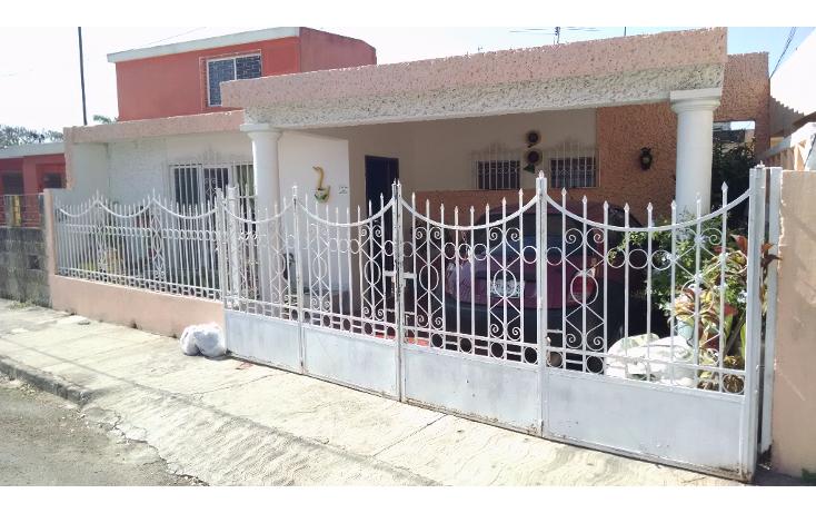 Foto de casa en venta en  , fidel vel?zquez, m?rida, yucat?n, 1834500 No. 01