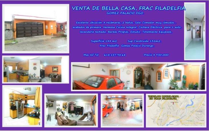 Foto de casa en venta en  , filadelfia, gómez palacio, durango, 1582288 No. 15