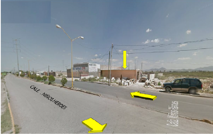 Foto de terreno habitacional en venta en, filadelfia, gómez palacio, durango, 1972090 no 01