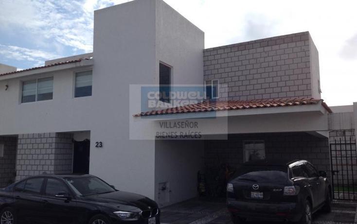 Foto de casa en condominio en renta en  , metepec centro, metepec, méxico, 630153 No. 01