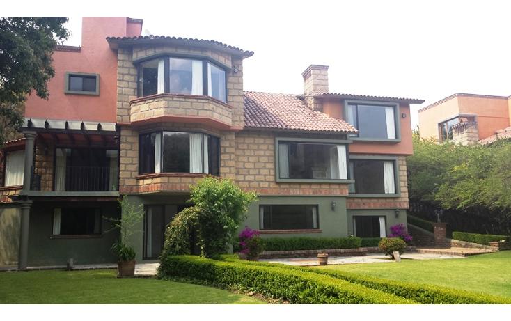 Foto de casa en renta en  , fincas de sayavedra, atizap?n de zaragoza, m?xico, 1907488 No. 01