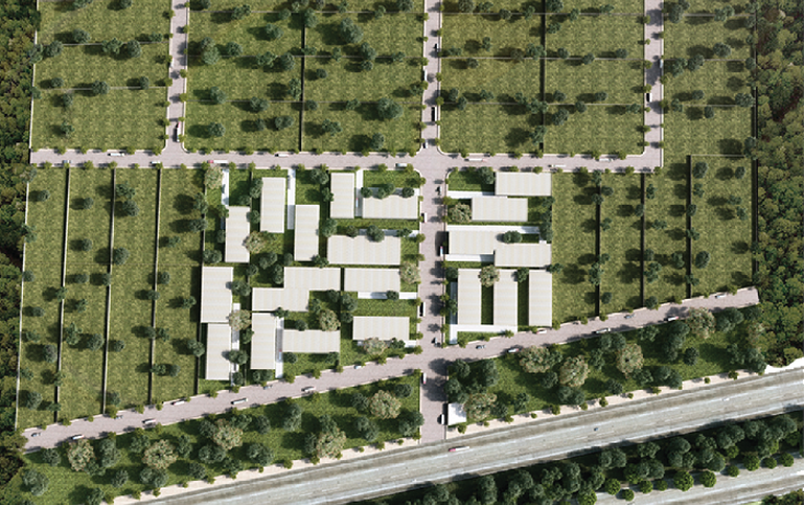 Foto de terreno industrial en venta en  , flamboyanes, progreso, yucatán, 1127955 No. 01