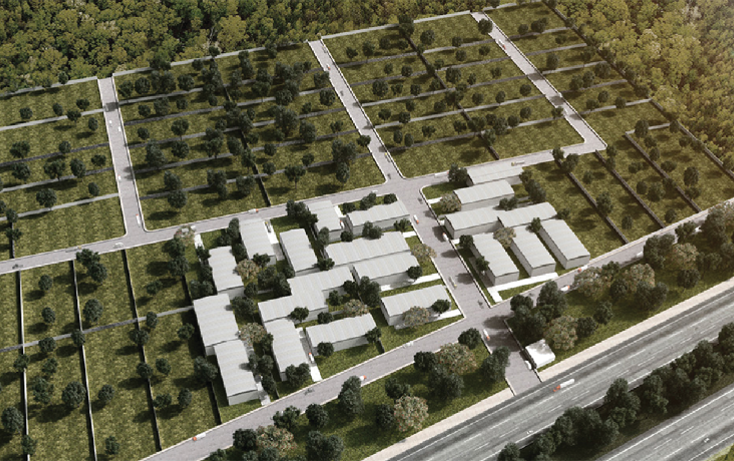 Foto de terreno industrial en venta en  , flamboyanes, progreso, yucatán, 1127955 No. 02
