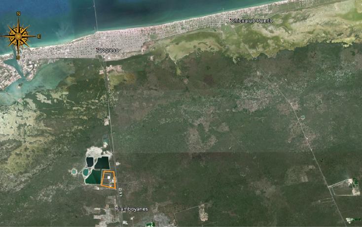 Foto de terreno industrial en venta en  , flamboyanes, progreso, yucatán, 1127955 No. 07