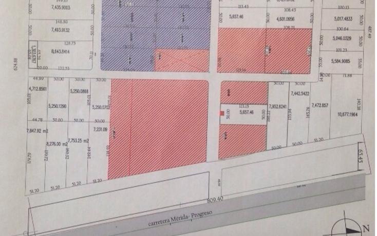 Foto de terreno industrial en venta en  , flamboyanes, progreso, yucatán, 1299553 No. 01